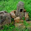Ruined Buddhist Reliefs Totlakonda