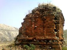 Ruined Buddhist Temple
