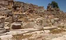 Ruins - Ancient Corinth