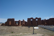 Ruins At Fort Union National Monument