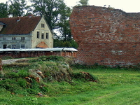 Ruins of Manor House