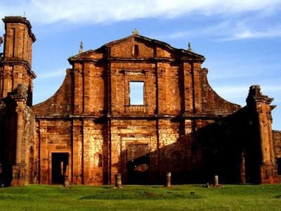 Ruins Of So Miguel Das Misses