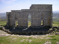 Ruins Of The Roman Theatre