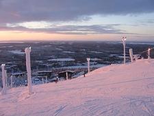 Ruka In Winter - Kuusamo - Finland