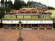 Rumtek Dharma Chakra Centre