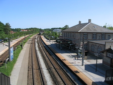 Rungsted Kyst Station