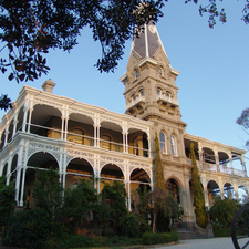 Rupertswood Mansion