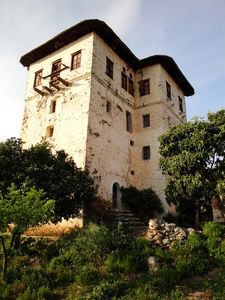 The Pelion Tower Of Ano Lechonia