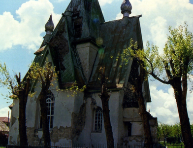 Russin Church  Stepanavan