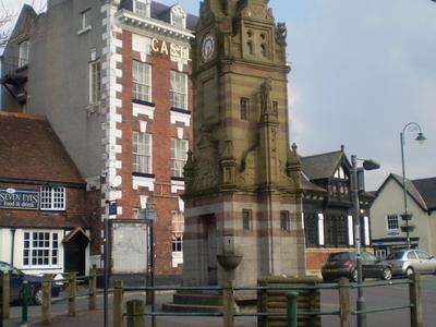 Ruthin Town Clock