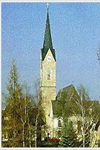 Rutzenmoos Parish Church, Austria