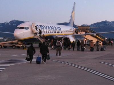 Ryanair Bergamo