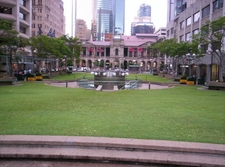 Rainy Afternoon At Post Office Square