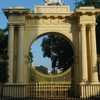 Arched Gate Raj Bhavan