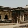 Rajon Ki Baoli Tomb Mosque And Entrance Gateway
