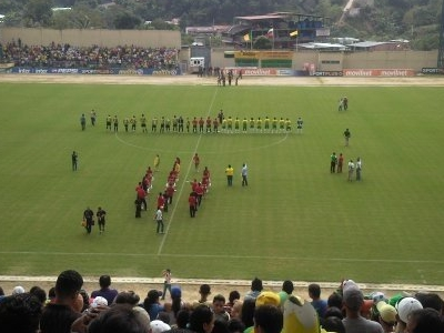 Estadio 12 De Febrero