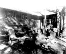 The Cabin Porches