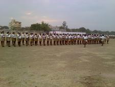 Rashtriya Swayamsewak Sangh Drill