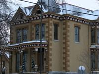 Rau Strong House