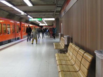 Rautatientori Metro Station