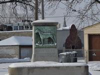 RD Whitehead Monumento