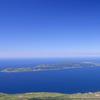 Rebun Island Seen From Rishiri Island