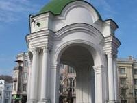 Fountain of Samson