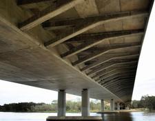 The Underside Of The Bridge