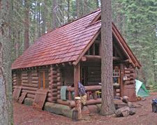 Redwood Meadow Ranger Station