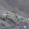 Stone-Built Refuges Used At Base Camp