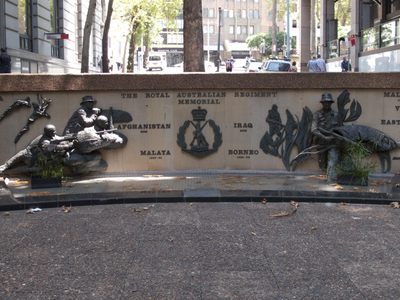 Regimental Square