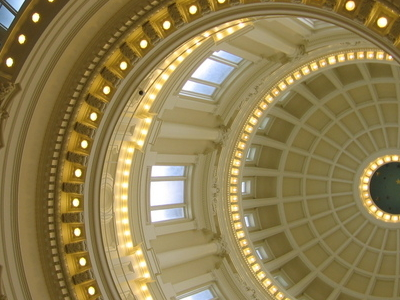 Renovated Capitol Dome