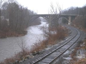 Naugatuck ferrocarril
