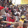 Spectators At The Annual Safari Sevens