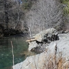 Rice Fork Eel River At Crabtree Hot Springs