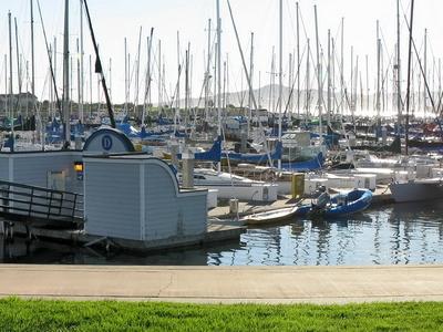 Richmond     Marina  Bay  Yacht  Harbor