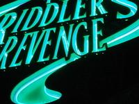 Riddlers Revenge Roller Coaster