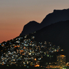 Vidigal At Night