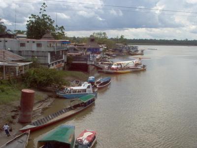 Rio  Napo In  Francisco De  Orellana
