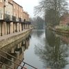 Ripon Canal Basin At Ripon Canal