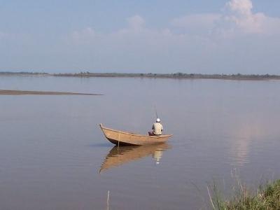 View Of River Chenab