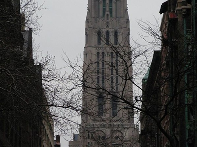 View Of Riverside Church
