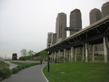 Donald Trump Built This Extension Of Riverside Park South