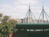 Brisbane River Stage