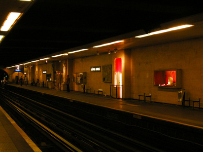 Louvre - Rivoli Platforms
