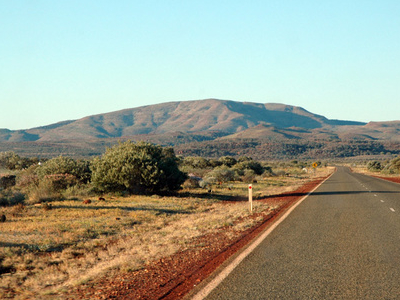 Road From Paraburdoo
