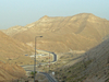 Muscat's Rugged Terrain