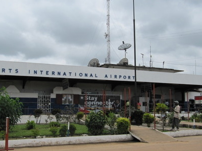 Roberts  International  Airport