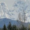 Mount Robie Reid From Langley