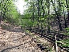 Abandoned Rockaway Branch LIRR